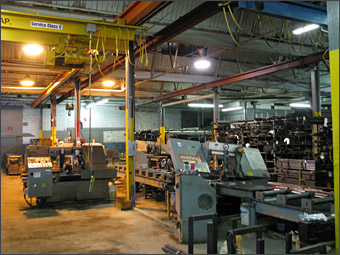 Part of the Machine Shop
